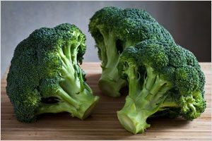 冬の肌荒れ防止に「ブロッコリー」を食べよう!