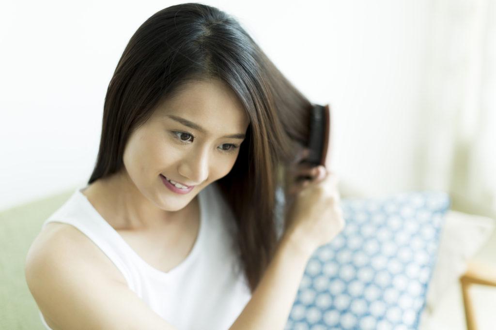 風邪予防にも! 手早く髪の毛を乾かすテクニック