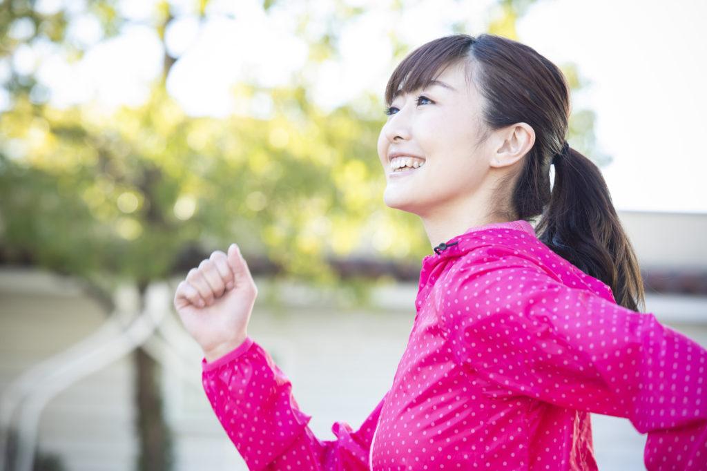 秋はウォーキングで痩せよう! ダイエット効果を高める歩き方