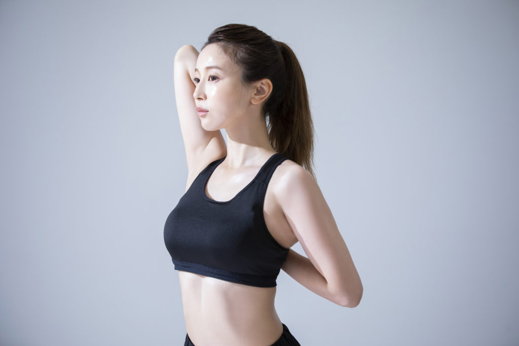 モデル・芸能人が実践中! 日常でできる体型維持法
