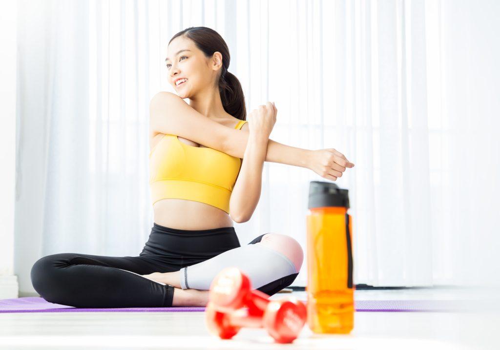 今日からスタート! 代謝を上げる5つの簡単な方法