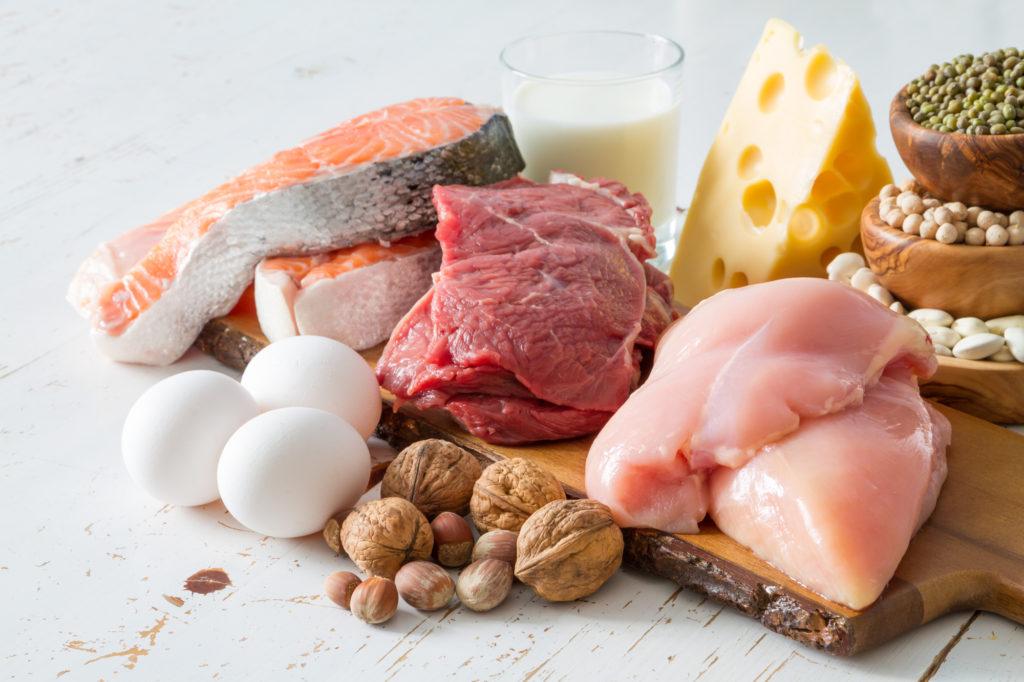 キレイになるためにはたんぱく質が重要? その理由とお勧め食材
