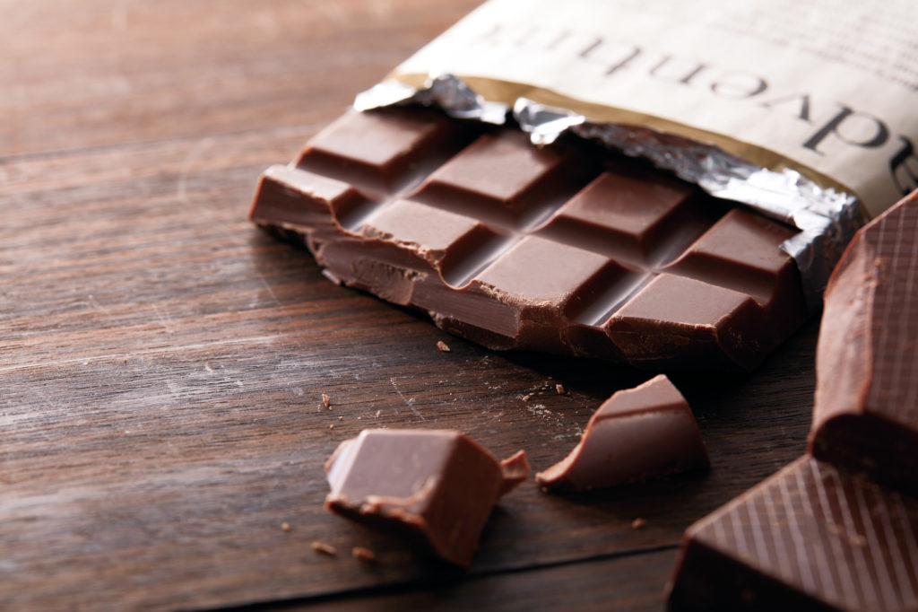 隠し味にも使える! 嬉しいチョコレートの効果とは