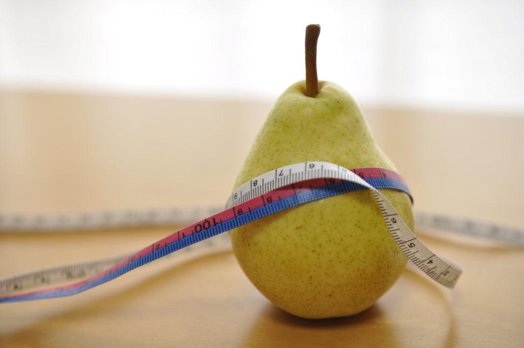 下半身から太る「洋なし型肥満」のダイエットポイント