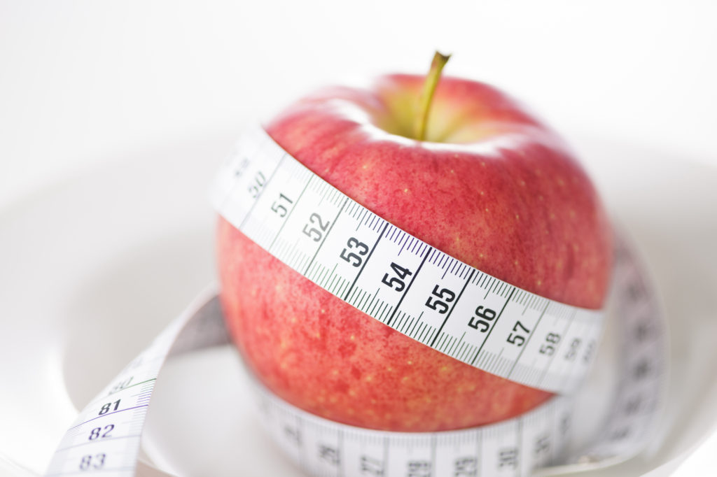 お腹周りがぽっこり「リンゴ型肥満」のダイエットポイント