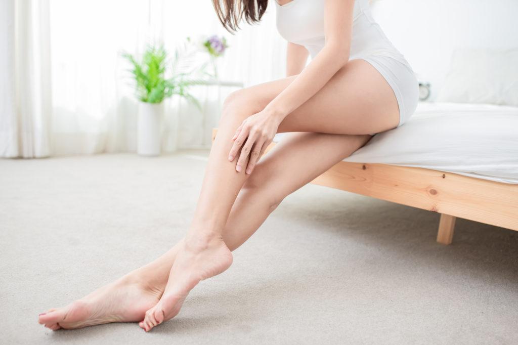 レーザー脱毛は部位によって痛さが違う! 各パーツの痛みレベルは?