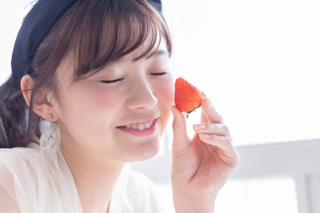 美肌効果が抜群! いちごが持つ嬉しい力とお勧めの食べ方