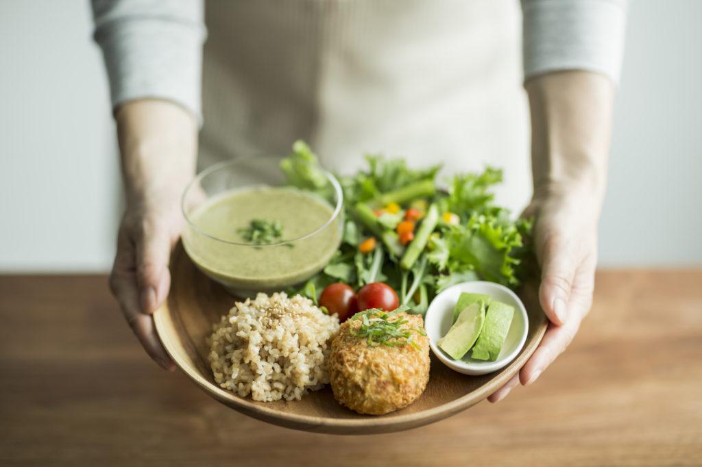 ダイエット中は「献立」が大事! 痩せるメニューの考え方