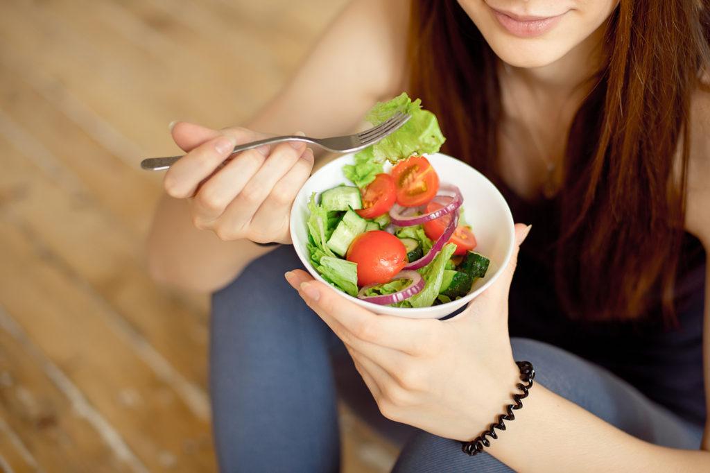 食べるだけでダイエットに? 新陳代謝を高める食べ物